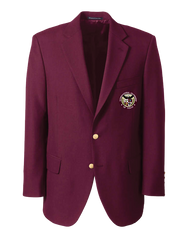 ILT - Blazer Female - Burgundy