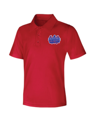 HPA - Polo Short Sleeve - Red