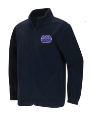 HPA - Fleece Jacket - Navy
