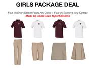 ILT - Girls Package Deal - Husky Sizes