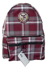 ILT - Backpack Plaid Arch