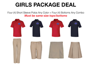HPA - Girls Package Deal -- Sizes Husky