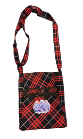 HPA - Backpack Plaid Shoulder Bag
