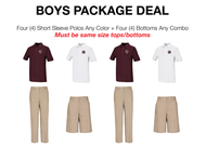 ILT - Boys Package Deal - Sizes 28-42