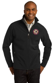 ILT - Jacket Men's Core Soft Shell - Black (Teacher)