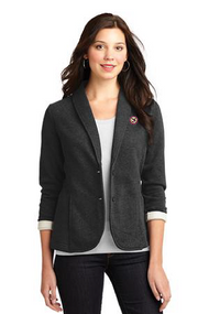 ILT - Blazer Women's Fleece - Black (Teacher)