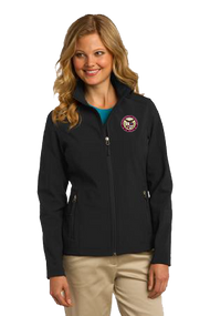 ILT - Jacket Women's Core Soft Shell - Black (Teacher)