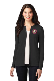 ILT - Cardigan Stretch Button-Front (Teacher)