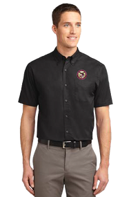 ILT - Shirt Men's Short Sleeve Easy Care (Teacher)