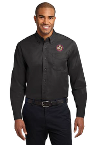ILT - Shirt Men's Long Sleeve Easy Care (Teacher)