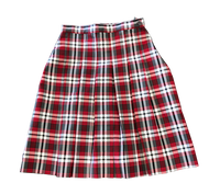 WLI - Skirt - Plaid