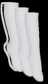 Girls Knee-High Socks 3pk