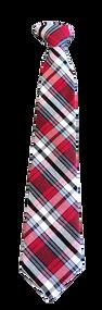 WLI - Plaid Tie