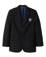 WLI - Blazer Female - Black (Optional)