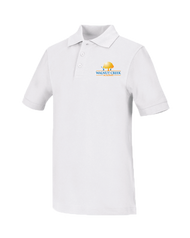 WCA - Polo Short Sleeve - White