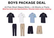 WCA - Boys Package Deal