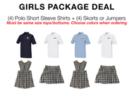 WCA - Girls Package Deal