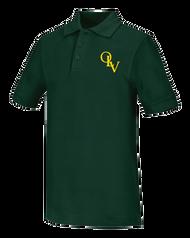 OLV - Polo Short Sleeve - Hunter Green