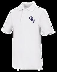 OLV - Polo Short Sleeve - White