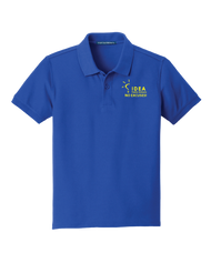 Idea - Polo Short Sleeve - Blue