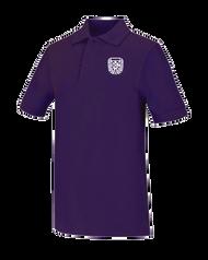 Stem - Polo Short Sleeve - Purple