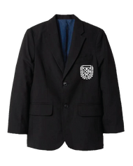 Stem - Blazer Male - Black