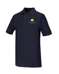 WCA - Polo Short Sleeve - Navy