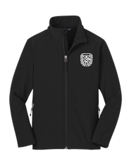 Stem - Softshell Jacket - Black