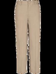 Idea - Pants Boys Flat Front - Khaki