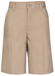 Idea - Shorts Boys Flat Front - Khaki
