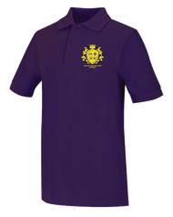 Spellmon - Polo Short Sleeve - Purple