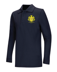 Spellmon - Polo Long Sleeve - Navy