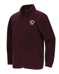 ILT - Fleece Jacket - Burgundy