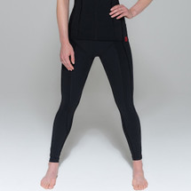 Blackfish swim leggings - flattering swimwear for open water swimming