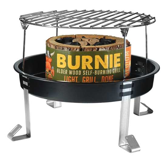 Image of a Burnie Grill