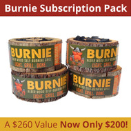Burnie Grill Subscription Package