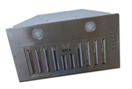 Ascension 500 CFM Ventilator-SY-HVA-500-SS
