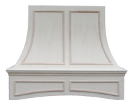 "NWA Signature 42"" Tailored Curve Hood, Maple NWA-DWHTC42-M"