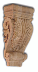 Classic Large Acanthus Corbel,  SY-CA-204