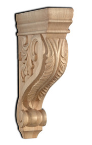 Acanthus Countertop Support Bar Bracket Corbel,  SY-CA-205