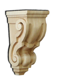 Large Traditional Corbel, SY-CA-11-S