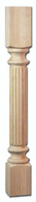 Reeded Island Post SY-P-5034