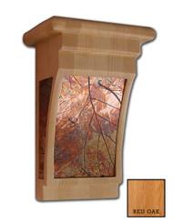 Metaline Corbel, Red Oak ML-96-R