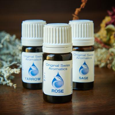 Rose Absolute (Rosa damascena) Essential Oil