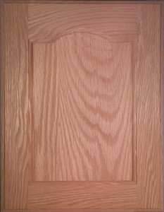 DFP 5010 - Solid  Red Oak