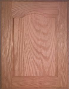 DFP 5010 - Solid  Red Oak