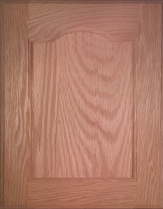 DPP 5010 - Plywood Panel - Red Oak