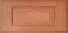 DTDF 1058HZ - Drawer Front Solid Wood - Cherry