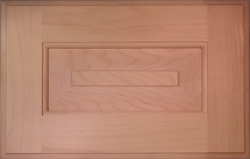 DTDF 1058HZF - Drawer Front Solid Wood - Hard Maple