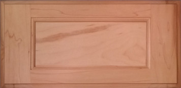 DTDF 1038HZ - Drawer Front - Paint Grade Maple